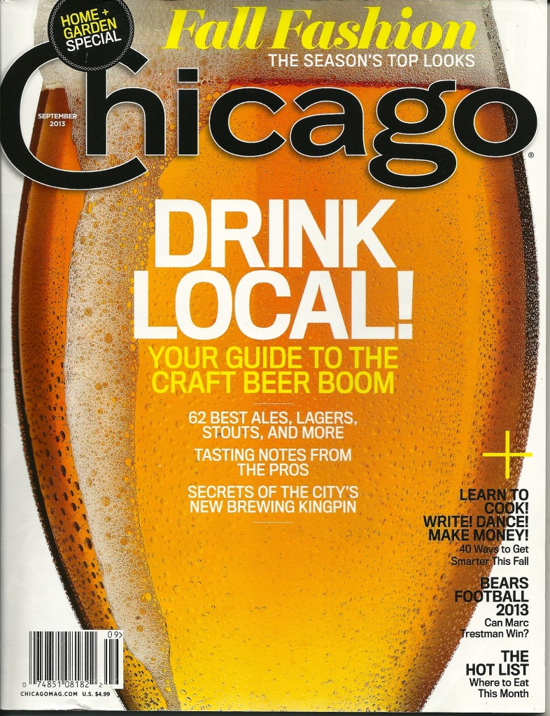 ChicagoMag Cover